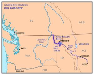 The Pend Oreille Basin