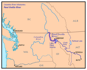 The Pend Oreille Basin
